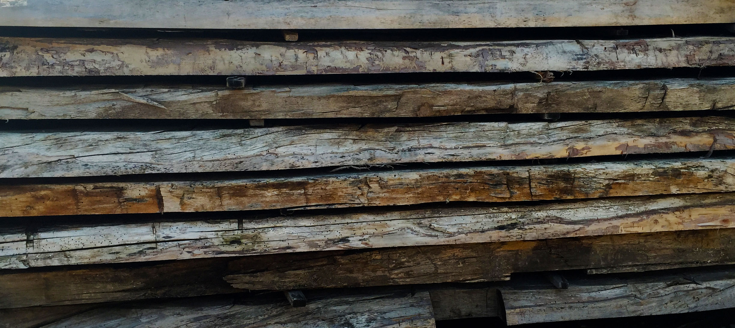 We Provide Wood That is over 100 Years Old
